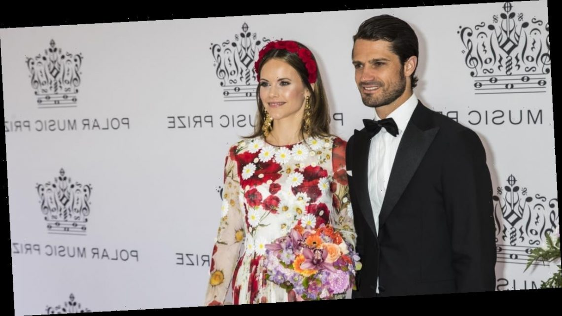 """Prince Carl Philip and Princess Sofia Are Expecting Baby No. 3: """"We Are Happy"""""""