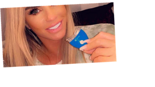 Katie Price slammed by fans for plugging teeth whitening products which she can't use on her veneers