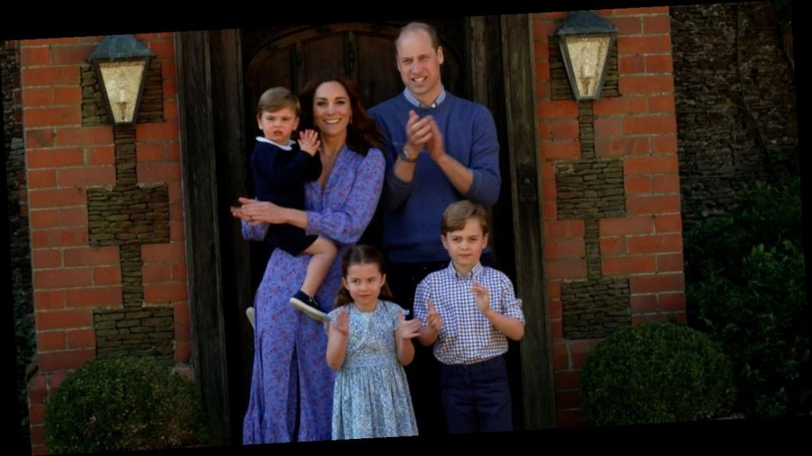 The key Christmas tradition the royal family have changed for George, Louis and Charlotte