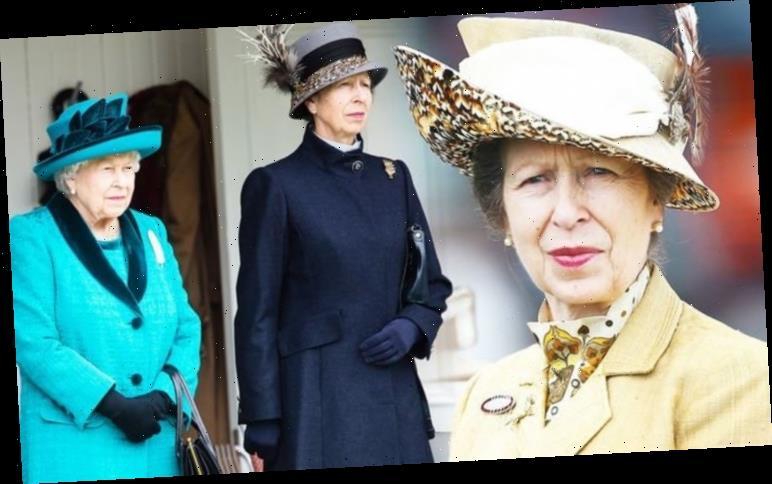 Princess Anne's body language suggests 'strong bonds' and 'mutual passion' with Queen