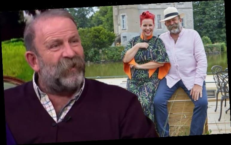 Dick Strawbridge 'can't even think about' leaving stunning Escape to the Chateau home
