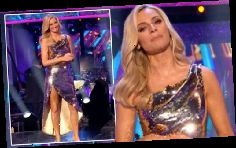 Tess Daly's appearance for Strictly final sends fans into frenzy: 'Broke the budget!'