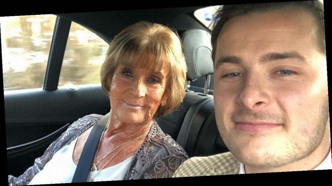 EastEnders' Max Bowden in tears as nan gets Covid vaccine after family heartache