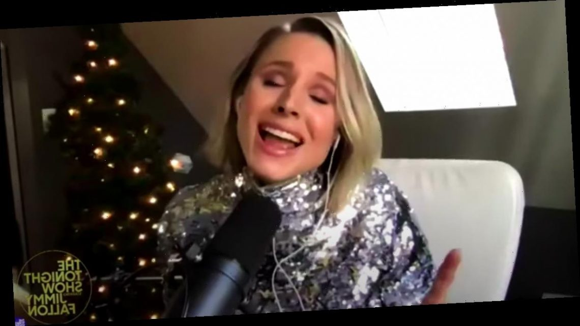 """Kristen Bell Gives """"Have Yourself a Merry Little Christmas"""" an Incredibly Accurate 2020 Rewrite"""