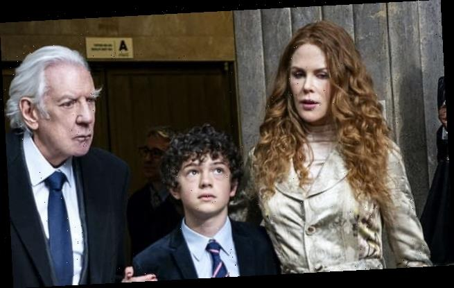 The Undoing's Noah Jupe, 15, netted $600k for his role in thethriller