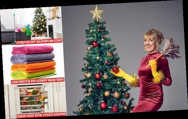 14speedy tricks to spruce up your home for Christmas