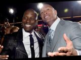"Dwayne Johnson and Tyrese's Fast & Furious Feud Is Finally Over: ""[We] Peaced Up"""
