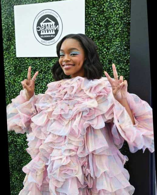 Marsai Martin Sets Guinness World Record As Hollywood's Youngest Executive Producer