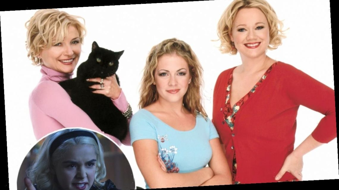 See Sabrina the Teenage Witch's OG Aunties Now In Surprise Appearance for Netflix Reboot