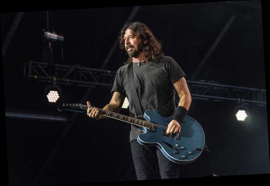 Foo Fighters' Dave Grohl Salutes Supporters of Save Our Stages Act