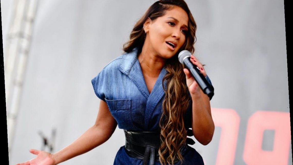 'KUWTK': Adrienne Bailon Is 'Thriving,' Even Though Fans Wish She and Rob Had Worked It Out