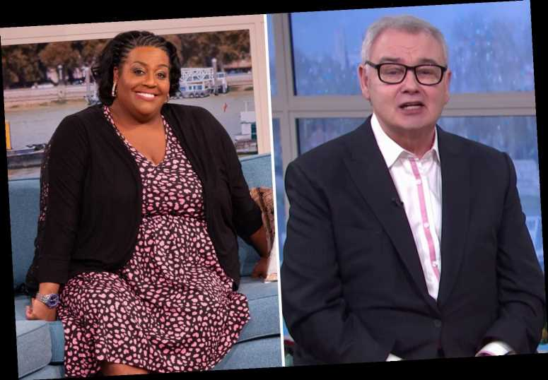 Eamonn Holmes begs This Morning viewers to be kind to Alison Hammond as he bids emotional farewell to the show