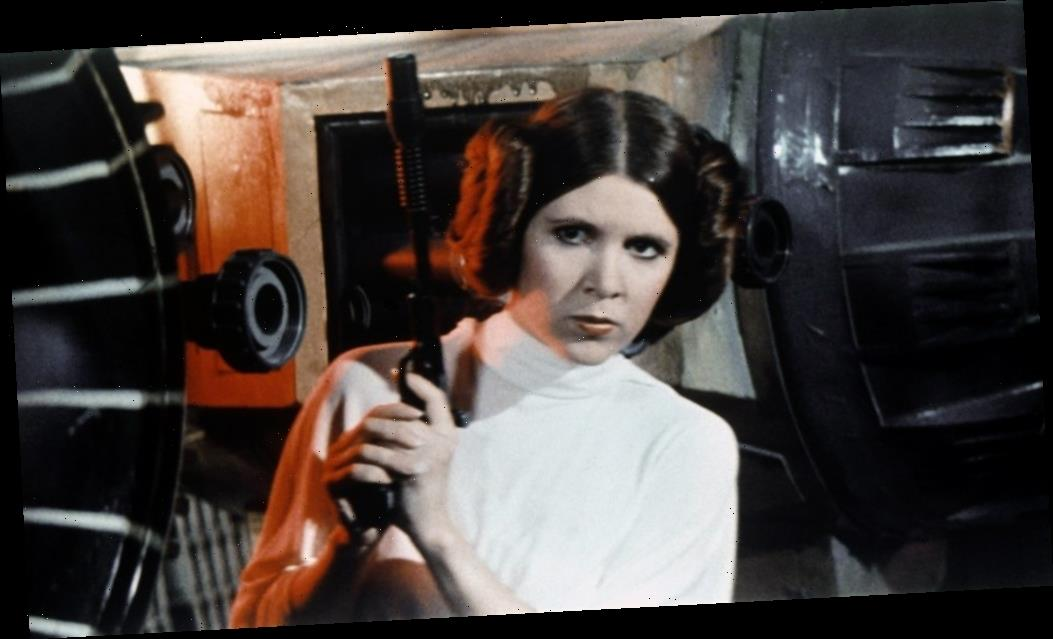Carrie Fisher Had 1 'Star Wars' Scene She Always Wished She Could Redo