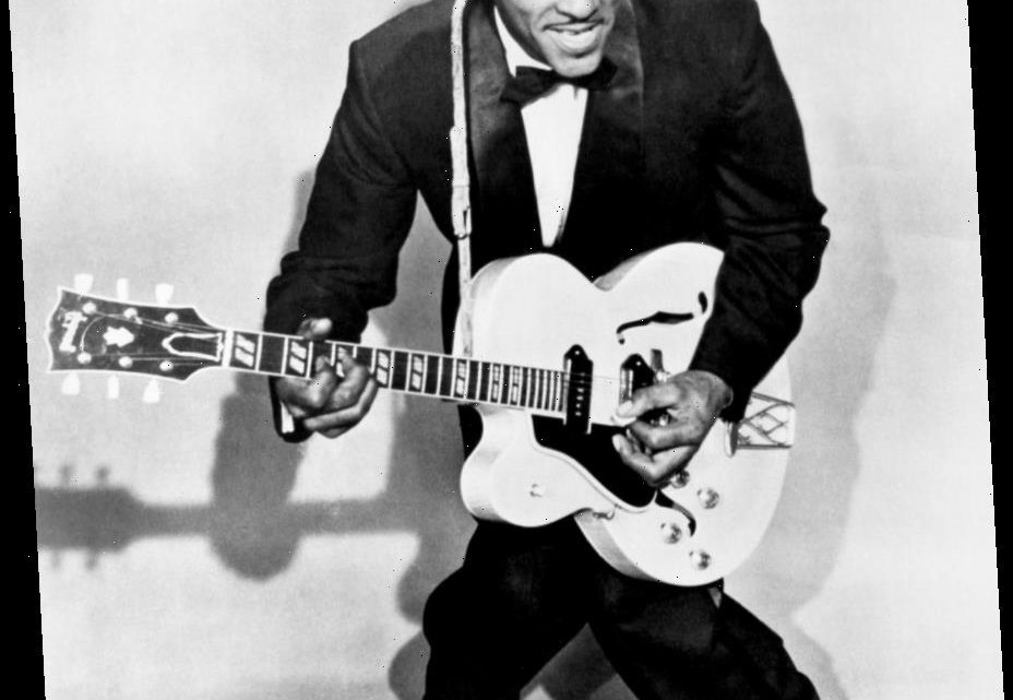 What Chuck Berry Thought of Elvis Presley Getting More Media Exposure