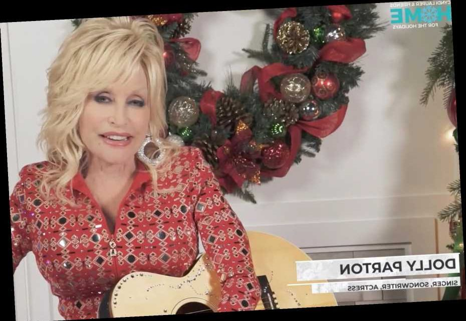 Watch Dolly Parton, Phoebe Bridgers, Cher Perform at Cyndi Lauper's Holiday Benefit