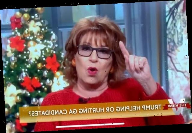 'The View's' Joy Behar: People Who Refuse Masks Should Give Up ICU Beds