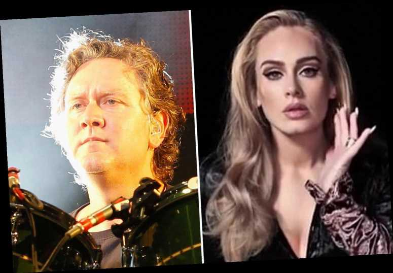 Adele teams up with Pearl Jam star Matt Chamberlain on highly-anticipated album