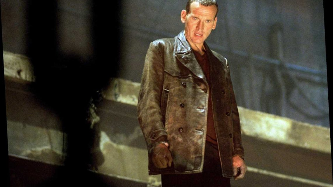 Christopher Eccleston jokes Doctor Who return would only happen 'when hell freezes over' despite new spin-off role