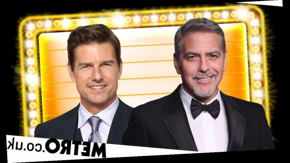 George Clooney defends Tom Cruise after Mission: Impossible rant