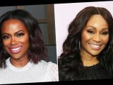 RHOA's Cynthia Bailey and Kandi Burruss Tease Bachelorette Party Stripper Drama