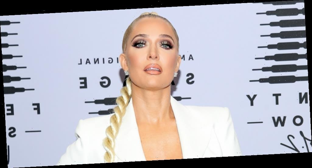 Erika Jayne Allegedly Filed for Divorce From Husband Tom Girardi Because He Was 'Cheating On Her' (Report)