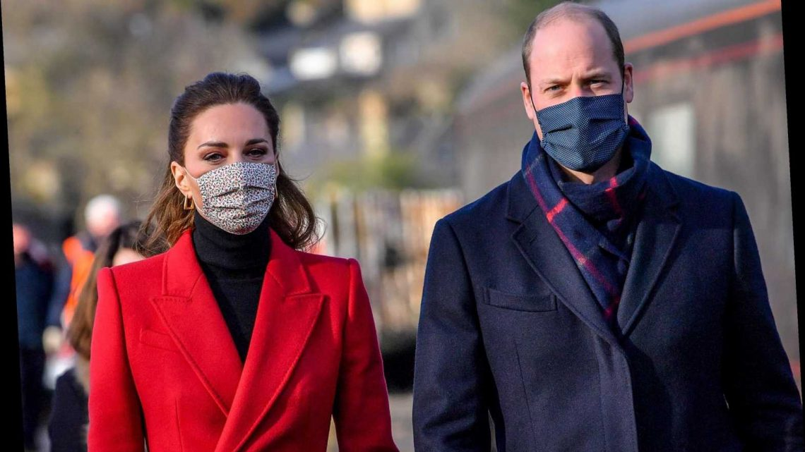 """Kate and William Face Backlash for Royal Train Tour from Minister Who Calls Visit """"Unnecessary"""""""
