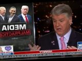 Hannity Mocked For Admitting He Doesn't Fact Check Anything He Says