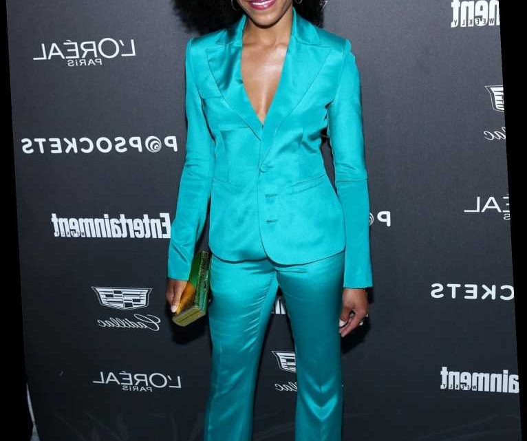 Kelly McCreary Is 'Grateful' for the Chance to Explore Realities of Being Black on Grey's Anatomy
