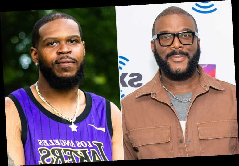 Tyler Perry Donates $100K to Legal Defense Fund for Breonna Taylor's Boyfriend Kenneth Walker