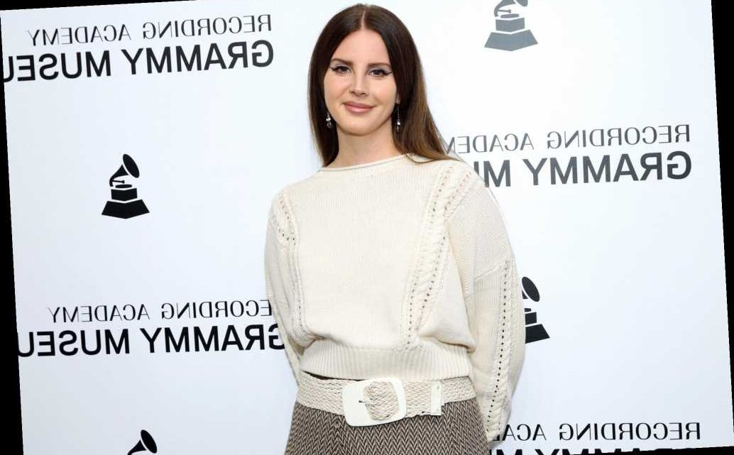 Lana Del Rey Fractures Arm After She 'Wiped Out' While Skating: It 'Isn't That Bad'