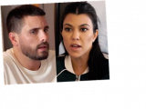 Kourtney Kardashian Bashes Scott Disick, Flirts With Edgar Ramirez on Instagram