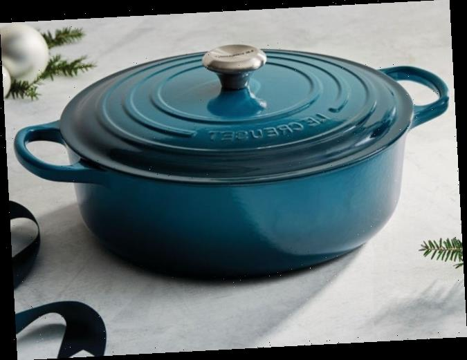 Dutch Ovens Are 34% Off During Le Creuset's Winter Savings Event