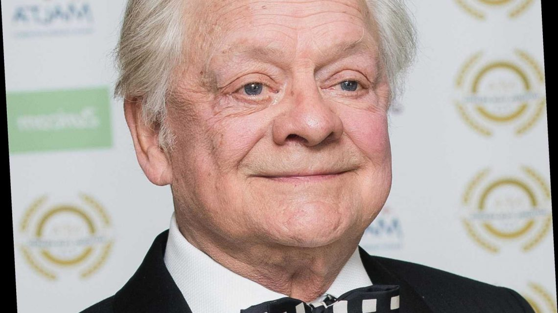 How old is Sir David Jason, what's the Only Fools and Horses star's net worth and who is he married to?