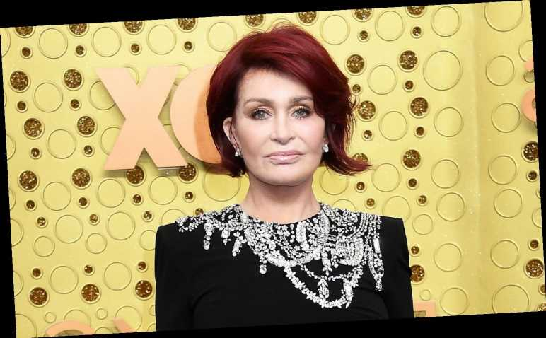 Sharon Osbourne Tested Positive for COVID-19 & Had to Be Hospitalized