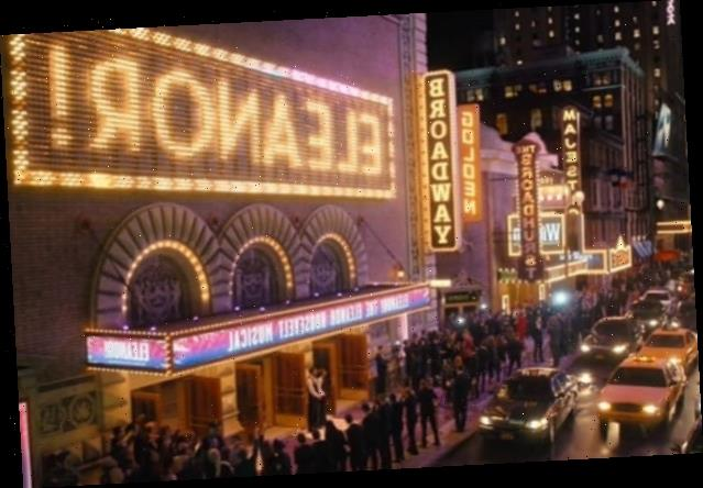 How 'The Prom' Re-Created New York's Broadway Theater District in Downtown LA