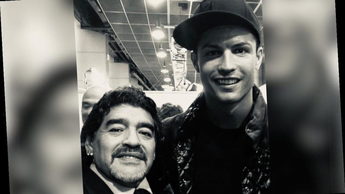 Cristiano Ronaldo's Instagram Tribute to Maradona Unveiled as Most-Liked Post of 2020