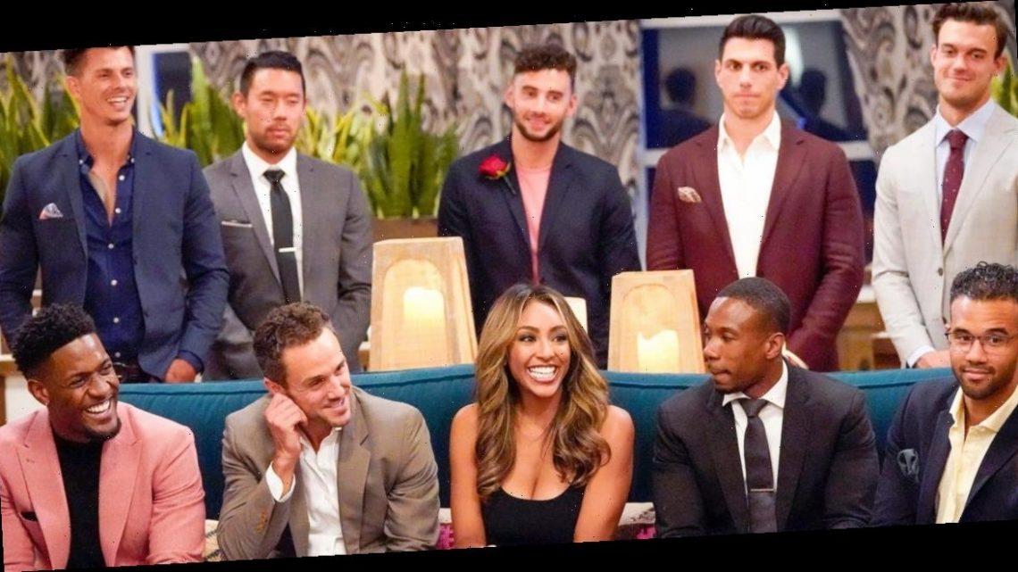Tayshia Adams was worried that she wouldn't be 'The Bachelorette' contestants' type because she was biracial after Clare Crawley's sudden departure