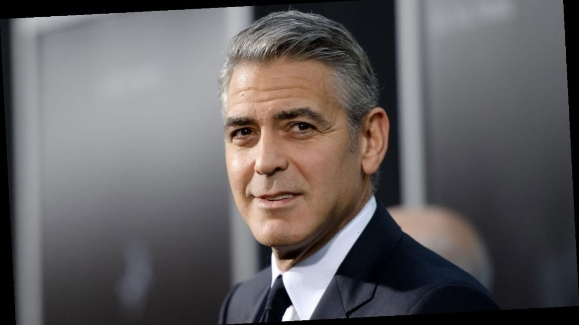 George Clooney Was Hospitalized After Losing Weight for 'Midnight Sky'
