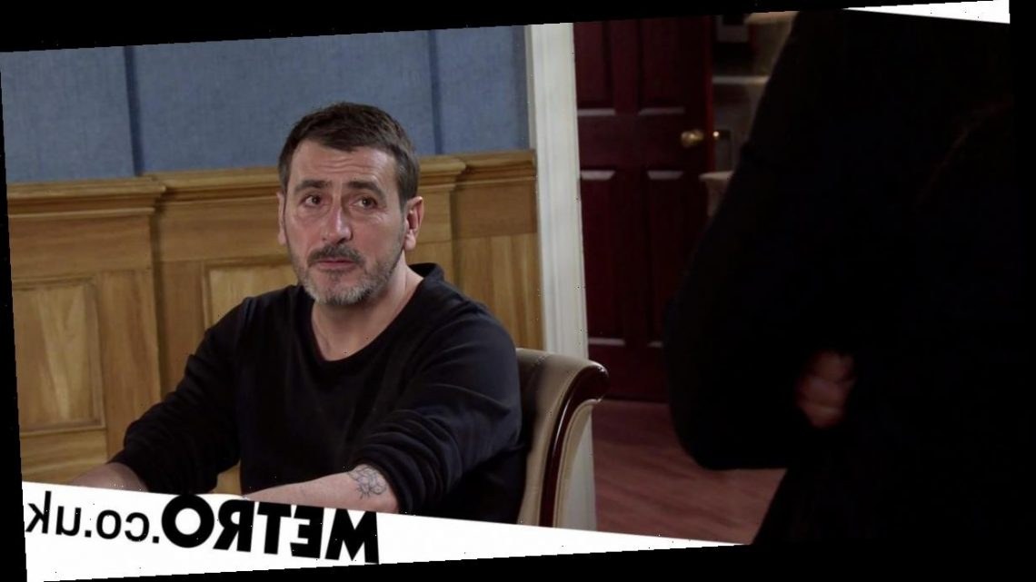 Spoilers: Boss warns Peter is 'on the slope to suicide' in Corrie