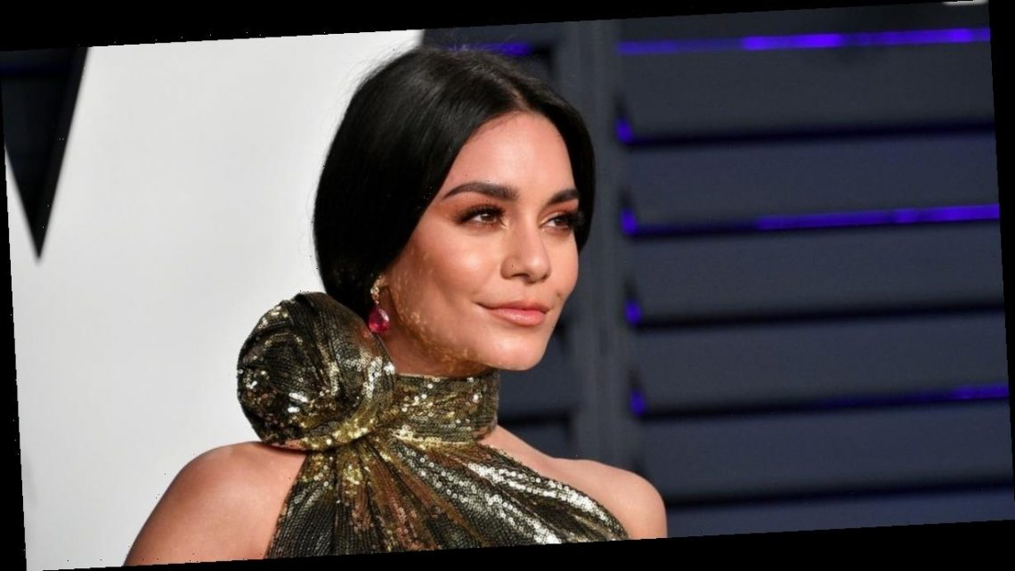 High School Musical's Vanessa Hudgens looks completely different in bleach blonde Marilyn Monroe-style makeover