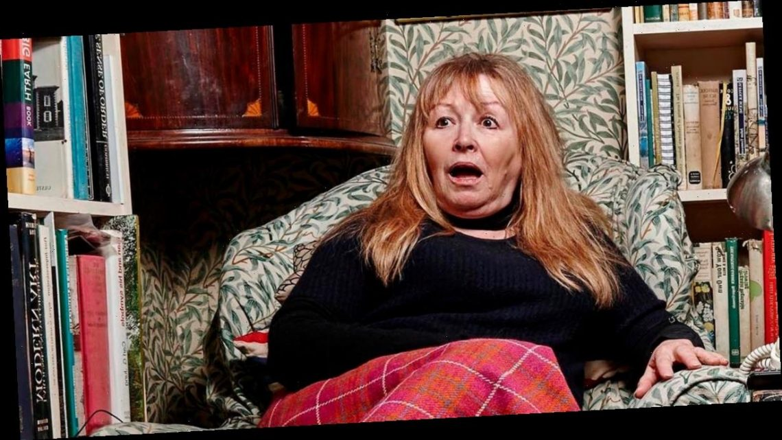 Gogglebox's Mary unable to drink alcohol after 'severe' vomiting three years ago