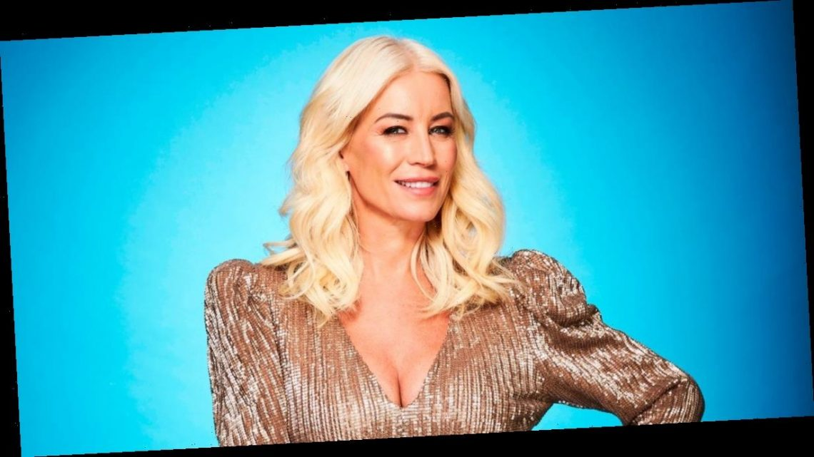 Dancing On Ice's Denise Van Outen to get special help from Joe Swash before show
