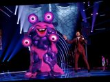Masked Singer's Blob prompts fans to fume at panel for missing 'obvious' identity