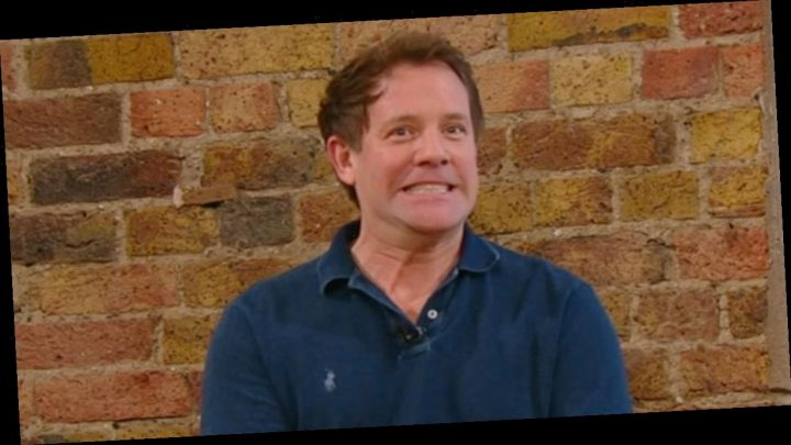 Saturday Kitchen's Matt Tebbutt left red-faced after swearing live on air