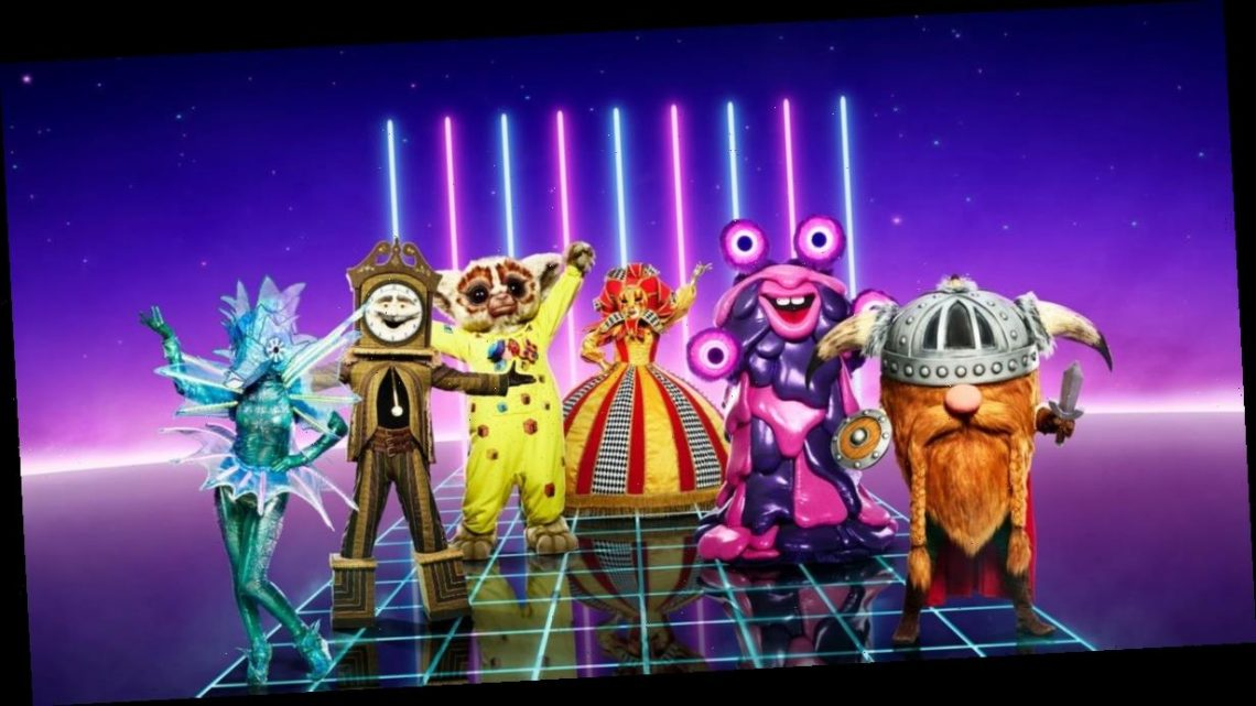 Everything you need to know about the final of the Masked Singer UK 2021