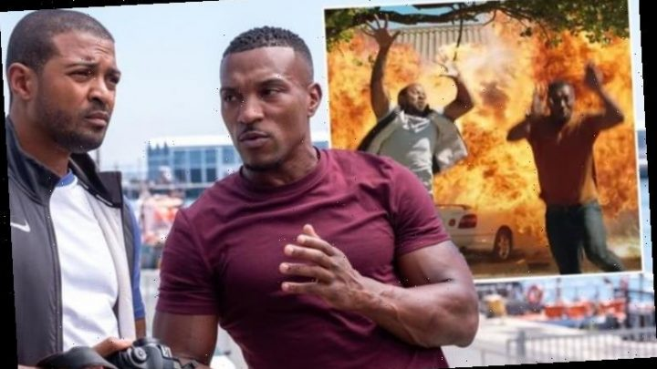 Bulletproof South Africa: Ashley Walters feared stuntmen 'may have lost lives' in stunts