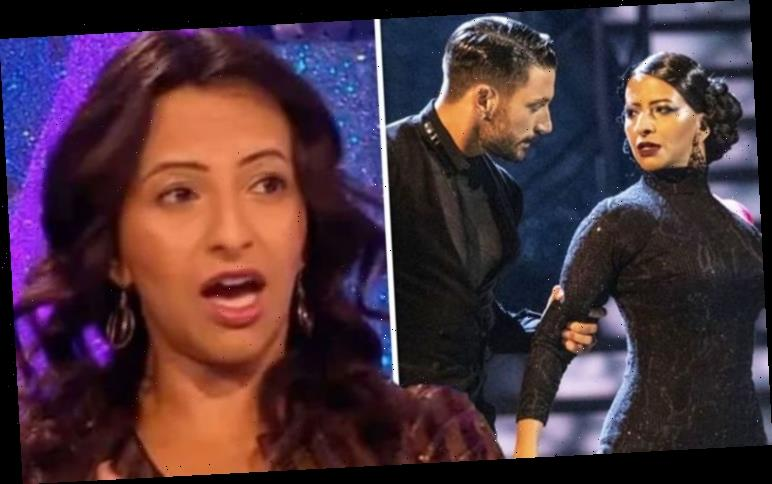 Ranvir Singh explains on-air Strictly 'shock' amid Giovanni's 'not good enough' remarks