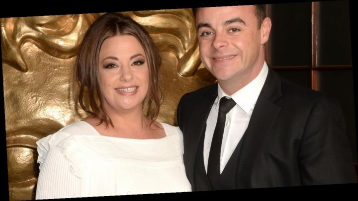 Lisa Armstrong finally 'over' ex Ant McPartlin as he's 'different person' now