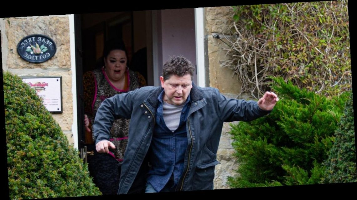 Emmerdale spoilers: Paul Ashdale death fears in hospital dash horror