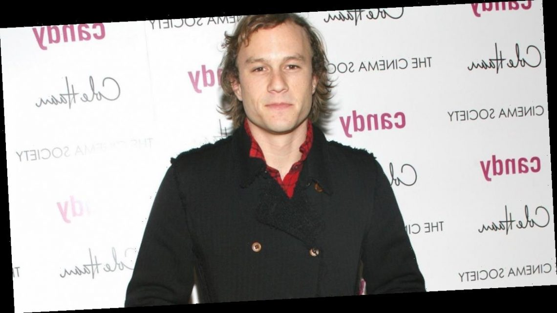 Heath Ledger's autopsy found cocktail of drugs despite telling sister 'I'm fine'